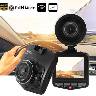 "MINI TELECAMERA PER AUTO + MICRO SD DA 4GB 1080p HD 2,5"" VIDEO CAMERA CAMPER"