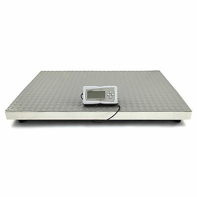 Platform Scales Heavy Duty Electronic Digital Weighing Vet Scale Parcel Animal