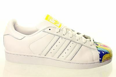 adidas Superstar Pharrell S83356 Mens Trainers~Originals~UK 4.5, 6, 9 & 9.5~C1