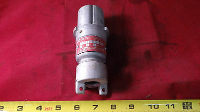 Crouse Hinds Cph 7713 Electrical Adapter Arktite Plug Explosion Proof M10 2W 3P