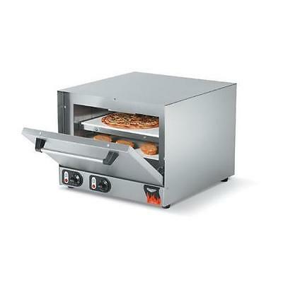 Vollrath 40848 Countertop Electric Double Deck Pizza Oven - W/O Warranty