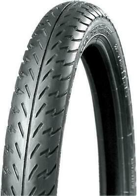 IRC front or rear NR53 2.50L-17 Blackwall Tire 2.50-17 Scooter/Moped Tube T10115