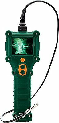 Extech BR300 Waterproof Video Borescope Inspection Camera, New, Free Shipping