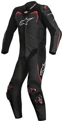 Alpinestars GP Pro Tech-Air Race Compatible 1-Piece Leather Suit Motorcycle Suit