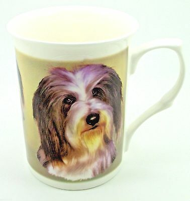 ~ Bearded Collie ~ Bone China Dog Mug