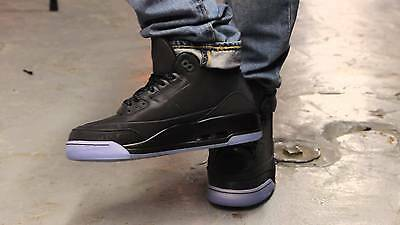 Nike Air Jordan Retro 5LAB3 Black Reflective - Size 8.5 US 5 Lab 3 3lab5