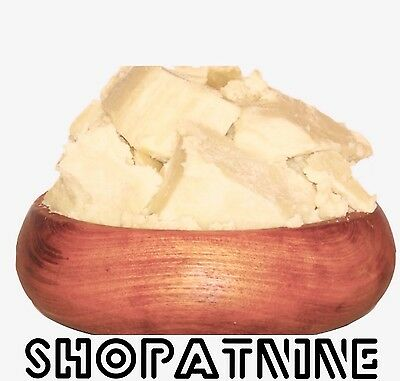 1Kg Organic UNREFINED Certified Shea Butter 100% Pure Raw Natural Skincare Balm