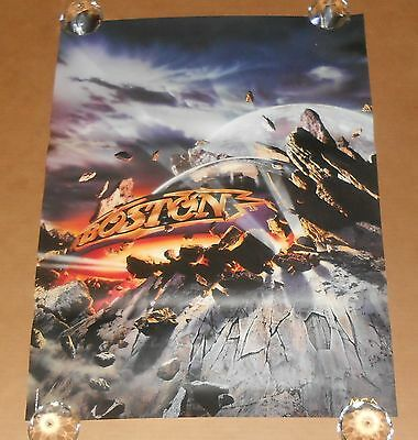 Boston Poster Original 1994 Promo 30x22