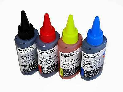 Canon PG 245, CL 246 400ml Ink 12 refills Black & Color