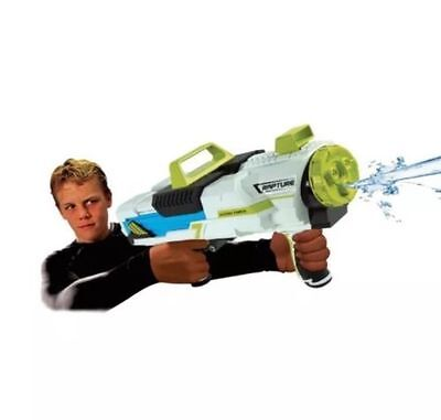 Hydro force Rapture Double Barrel Water Blaster -Must have for Summer -Brand New