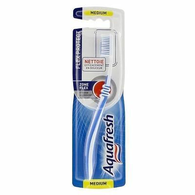 Aquafresh brosse à dents flex medium