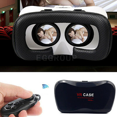 Latest 3D Virtual Reality VR Case Glasses Headset  For Samsung Galaxy S7/S7 Edge