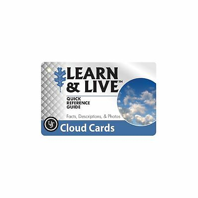 Ultimate Survival Technologies Learn & Live Cloud Cards Pocket Reference Guide
