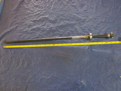 "Mercury Model 200 20 HP Outboard Driveshaft Drive Shaft 25 1/4 "" Short 75036A1"