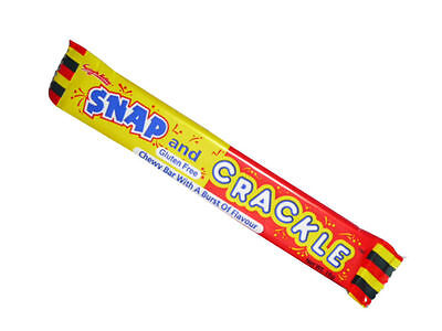 Snap and Crackle Bar - Retro