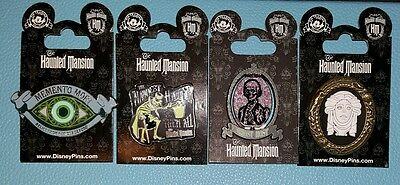 Disney The Haunted Mansion Pin Lot / Set