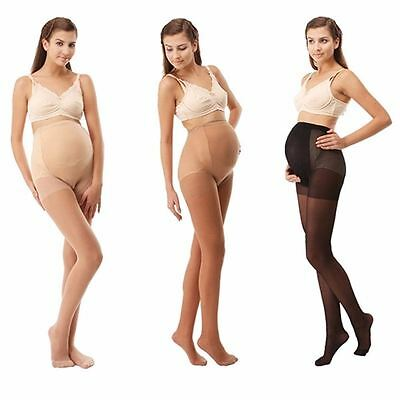 Women Pregnant Socks Maternity Tights Hosiery Solid Stockings Pantyhose