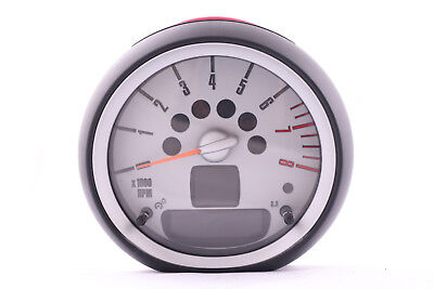 BMW MINI Cooper One R55 R56 R57 R58 R59 R61 Rev Counter Tachometer Gauge