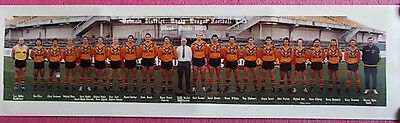 Rugby League Photographic Print - Balmain District Club First Grade 1989