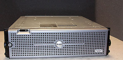 Dell PowerVault MD1000 SAS/SATA Storage Array Dual Controllers & Power Supplies