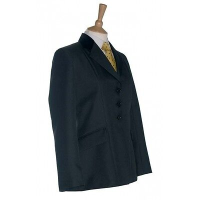 NEW Windsor TAGG Mens Show Jacket - Size 46 in Black