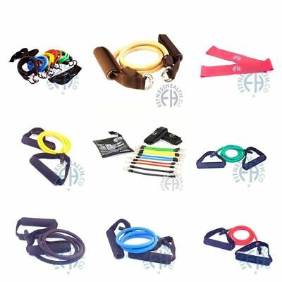 FH Pro Resistance Bands Exercise Strength Training Home Fitness Gym Equipment