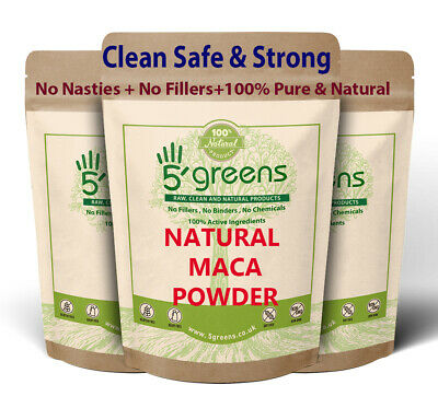 Organic Raw Maca Root Powder Different Sizes High Quality Peruvian superfood