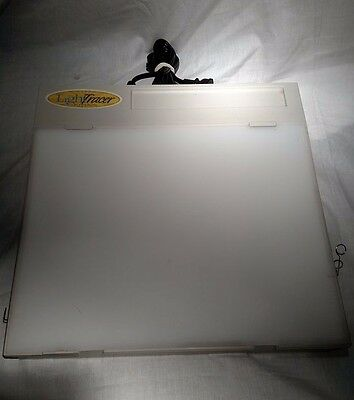 "Light Tracer Art Drawing Box Artograph Model 225-365 10""x12"" NICE CONDITION"