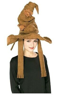 Licensed Sorting Hat Harry Potter Fancy Dress Halloween Costume Accessory