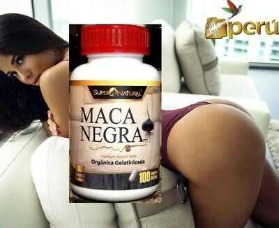 Maca 120 Tabx500Mg Mas Gluteos Senos Increase Breast Buttocks Plus Fesses Seins