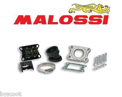 Pipe MALOSSI MHR AM6 Ø28 clapet système admission kit carburateur PHBH VHST NEUF