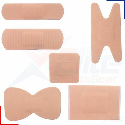 Qualicare Fabric Plasters Latex Free Wound Adhesive Dressings