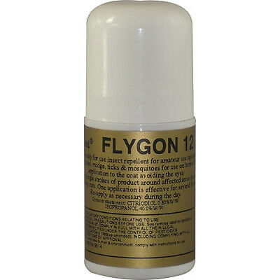 Gold Label Flygon 12 Roll On - Fly/Flies/Horse/Pony/Summer