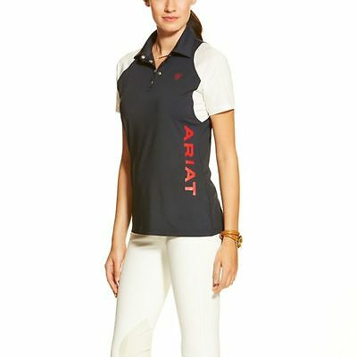 Poloshirt ARIAT TEAM CAMBRIA Polo women navy