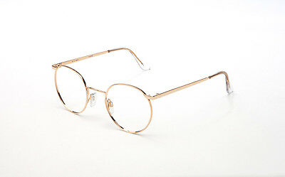 739d1ab3e1a Randolph Engineering P3 23K Gold or Bright Chrome Prescription Frames  Hidalgos