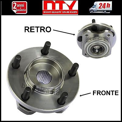Ch-001 Cuscinetto Ruota Anteriore Chrysler Voyager Iv (Rg,rs) 2.5 Crd 88Kw