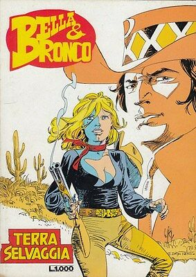 F- Bella E Bronco N.4 -- Daim Press - 1984 - B - Mdx168