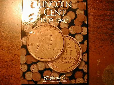 Lincoln Wheat Cent Starter Set, 1909-1940 60 Different Date/mints!