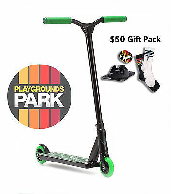 2016 Envy Colt Scooter + $50 Gift Pack ( Green / Black )
