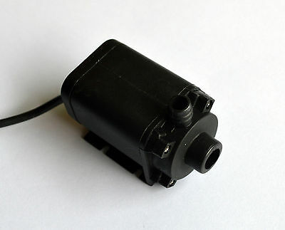 DC 12V Automatic Water Pump Submersible 56GPH (P-32B)