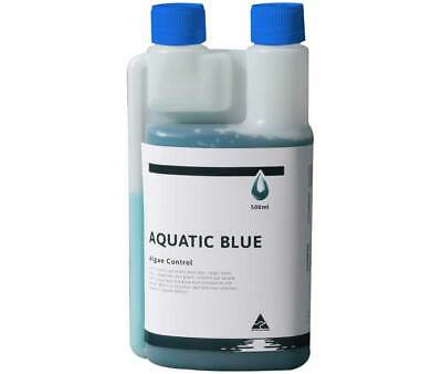 Aquatic Blue Pond Dye 500mil - Aquatic Weed & Algae Growth Suppressant
