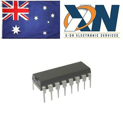 5pcs TRS202ECNE4 - Texas Instruments - RS-232 Interface IC 5V Dual RS-232 Line