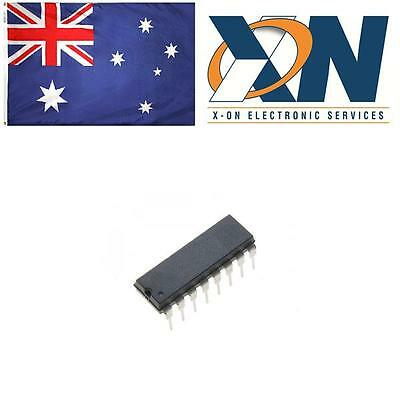 2pcs MAX220CPE+ - Maxim Integrated - RS-232 Interface IC 5V MultiCh RS-232 Driv