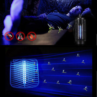 Electric Mosquito Killer Super Good New Top Bug Lamp Fly Black Zapper WOW