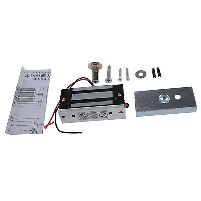 F8 60kg 130LBs Holding Force Electric Magnetic Lock for Door Acce Control
