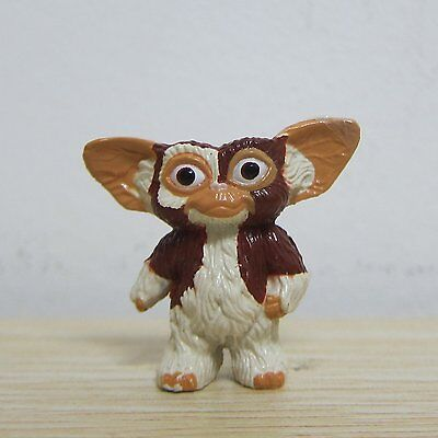 "1"" inch Warner Bros Gremlins Gizmo Vintage Toys Mini Figure Very Rare"
