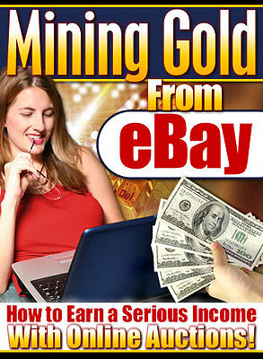 Sale Ebook - Essential Reading Mining Gold From Ebay On Cd