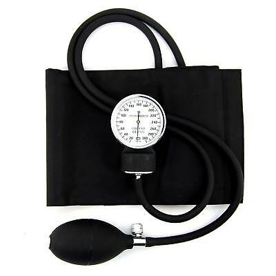 Blood Pressure Monitor Nylon Cuff 0-300mmHg NHS Manual Sphygmomanometer BP Kit