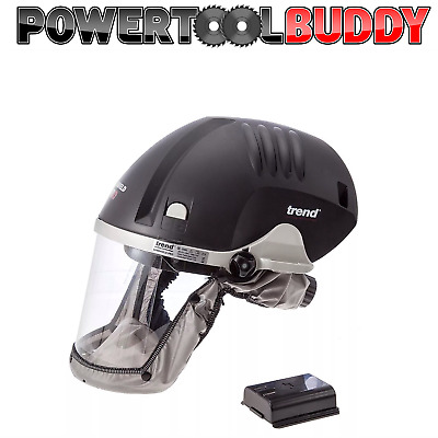 Trend AIR/PRO Airshield Pro Rechargeable Battery Powered Respirator