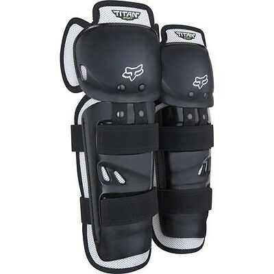 Fox Titan Sport Motocross Knee Shin Guard Armour